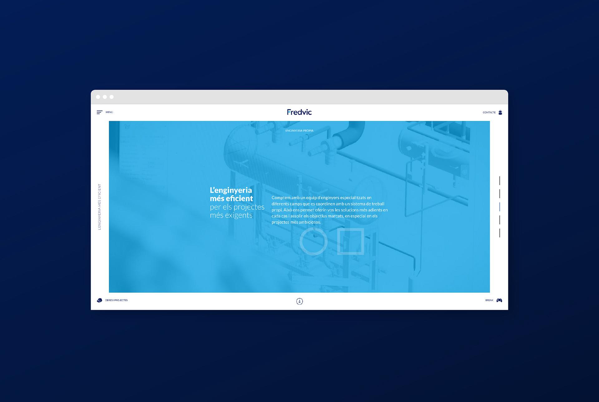 Fredvic web 2